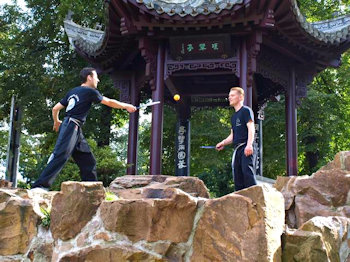 Taiji Bailong Ball Multiplay bei Kungfu Spirit