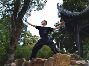 Taiji Bailong Ball Soloplay bei Kungfu Spirit